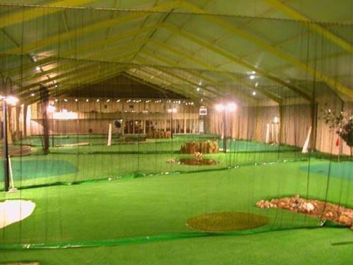 entrenamiento golf - Campo de Golf